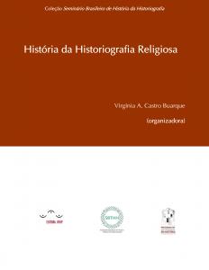 Capa para História da Historiografia Religiosa