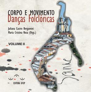 Capa para Corpo e Movimento - danças folclóricas: Volume II