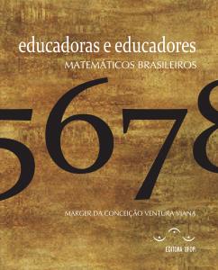 Capa para Educadoras e Educadores: Matemáticos Brasileiros