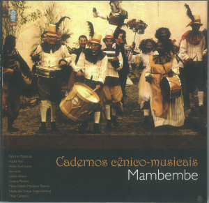 Capa para Cadernos Cênico - Musicais: Mambembe