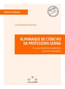 Capa para Almanaque de Ciências da Professora Genna: O uso de histórias em quadrinhos no ensino de genética