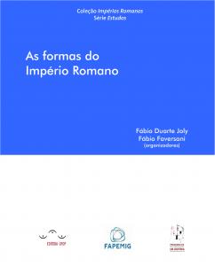Capa para As Formas do Império Romano