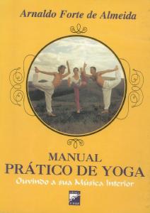 Capa para Manual Prático de Yoga