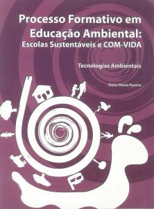 Capa para Processo Formativo em Educação Ambiental: Escolas Sustentáveis e COM-VIDA