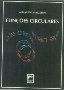 Capa para Funções Circulares